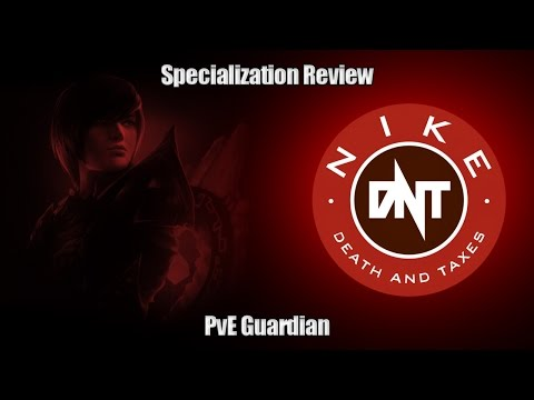 Guardian PvE Specialization Review