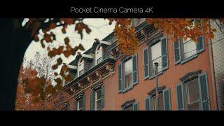 The Perfect CINEMA Camera? Blackmagic Pocket Cinema 4K Review