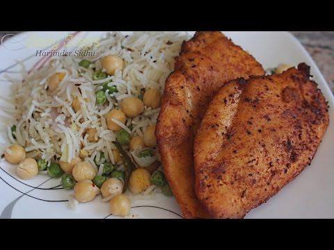 Oven Roasted Tandoori Chicken Breasts | Tandoori Masala Chicken Breast In Oven