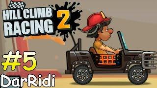 Hill Climb Racing 2 -car 2 - мультик игра машинка 2 #5