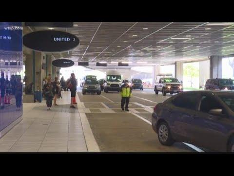Tampa International Airport Sues Car Rental App Youtube