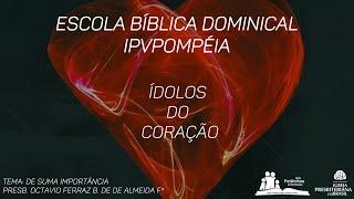 Escola Bíblica Dominical - De suma importância