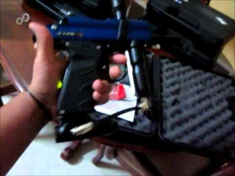 Type r paintball gun