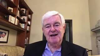 Newt Gingrich at the 2020 ALEC Annual Meeting