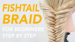 How to Fishtail Braid Step by Step For Beginners   EverydayHairInspiration