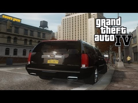 Let's Play GTA IV Mods #64 (German) (HD) - Ich liebe Porno Z
