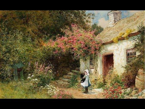 Arthur Claude Strachan (1865 -1929) Scottish artist  ✽ Greensleeves