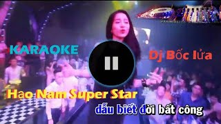 Karaoke Hao Nam Super Start Remix