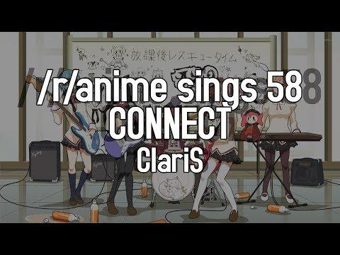 /r/Anime Sings - Connect (Puella Magi Madoka Magica OP)