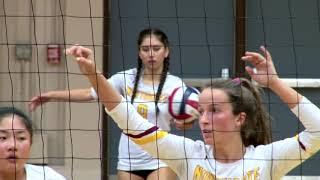 Northgate At Las Lomas Girls Volleyball