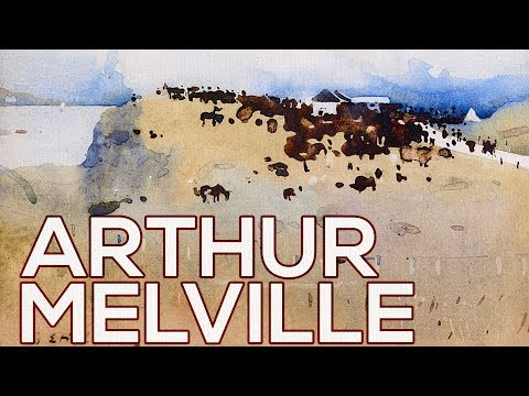 Arthur Melville: A Collection Of 136 Works (HD)