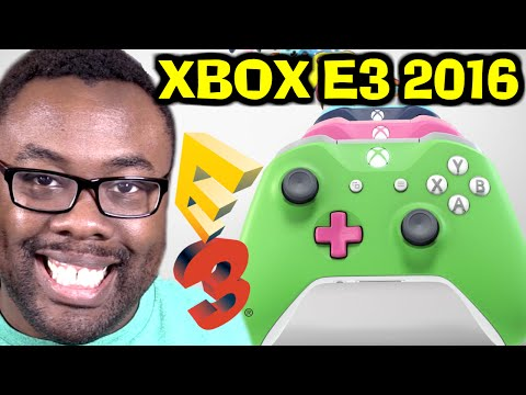 XBOX E3 2016 Press Conference REVIEW - Xbox One S