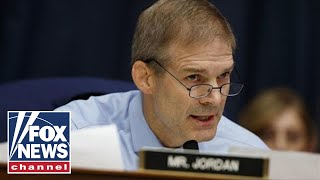 Jim Jordan on plans to investigate the origins of Russian collusion