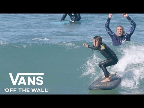 VANS OFF THE WALL LIVE WITH DAKOTA ROCHE.