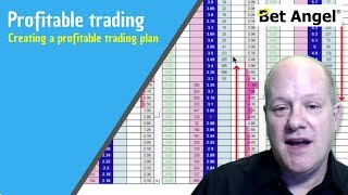 Peter Webb | Bet Angel | Creating a profitable Betfair trading strategy