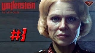Wolfenstein The New Order Gameplay Walkthrough Part 3
