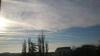 Video- ChemTrails en Cadiz...Nos Fumigan!!!
