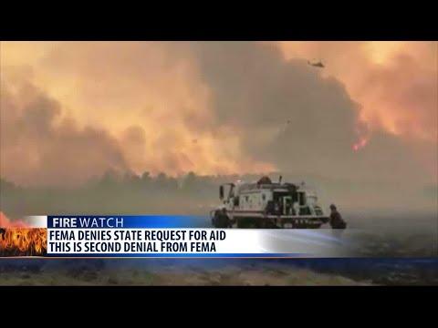 Montana denied FEMA request for wildfire aid