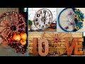 ❤ DIY Wagon/Bicycle wheel decor ideas| Re purposed Project & Home Decor| Flamingo Mango|❤