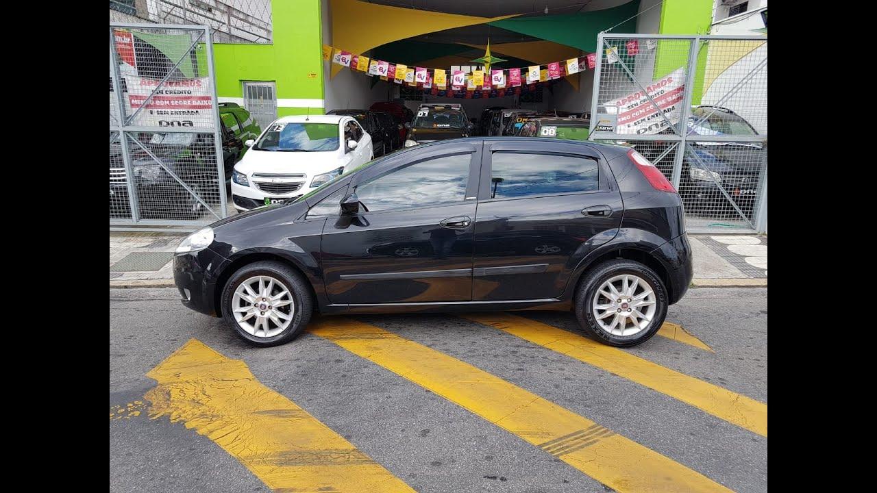 TENHO SCORE BAIXO QUERO MEU FIAT/PUNTO 1.6 2011 LIGA AGORA!!