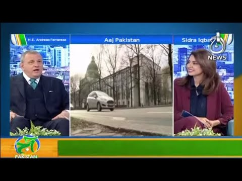 Aaj Pakistan with Sidra Iqbal | How To Deal With Midlife Crisis | 17th February 2021 | Aaj News