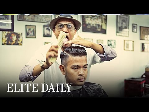 This Barber Is Bringing Vintage Haircuts To Malaysia [Insights]