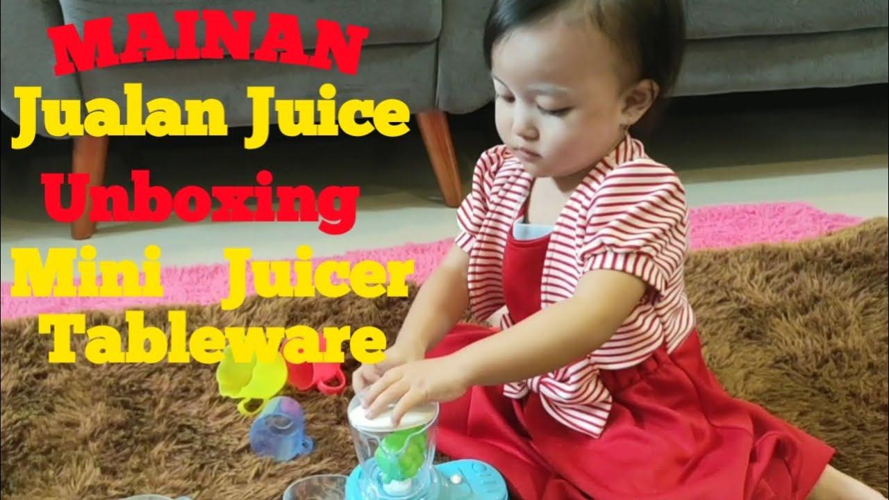 Download Mainan Jualan Jus 💞 Unboxing Blender Mainan Jus Buah