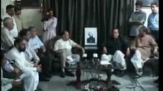 Ahmadiyya Mosque Lahore Terrorist Attack 28.05.2010 - Governor Punjab Visit.