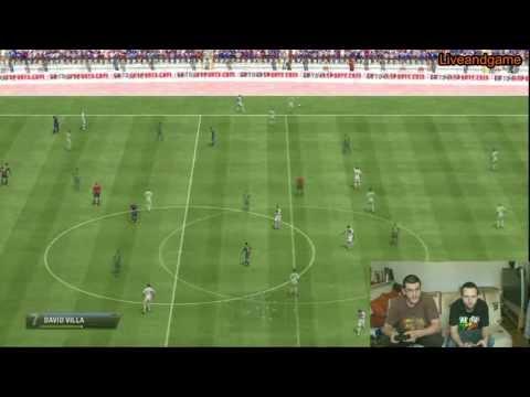 [Concours Mensuel FIFA 13] FC Barcelone vs Paris St Germain [HD]