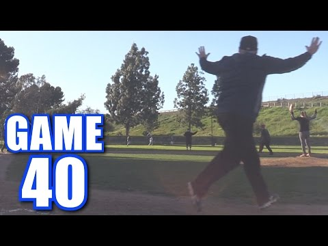 MY FIRST EVER GRAND SLAM! | Offseason Softball League | Game 40