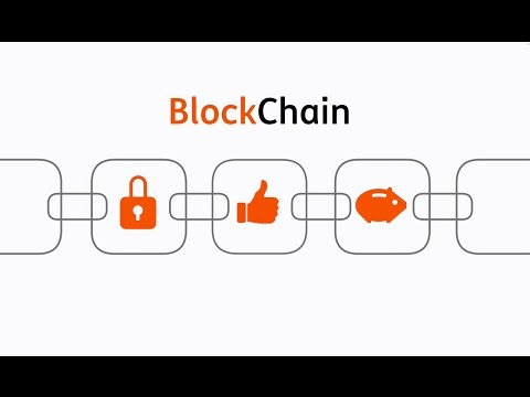 ING and blockchain