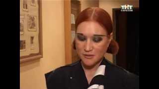 Линда выступила в Саратове