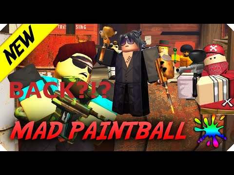 Roblox Mad Paintball 2 Speed Hack Roblox Mad Paintball 2 Mpb2 Sniping 2 Youtube