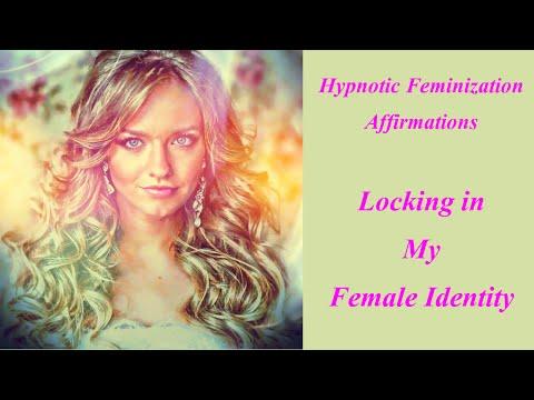 Hypnotic Feminization Affirmations - Locking in My Female Identity