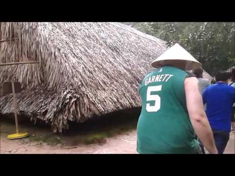 Tunele Cu Chi - część 1