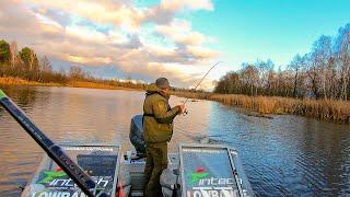 Двухдневная рыбалка с чемпионом Мира по спиннингу в диких местах под Беларусью!