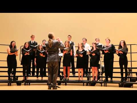 20140425 Choir Three Australian Bush Songs by Iain Grandage