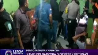 Download Video Penggerebekan Kampung Narkoba di Medan Sumatera Utara MP3 3GP MP4