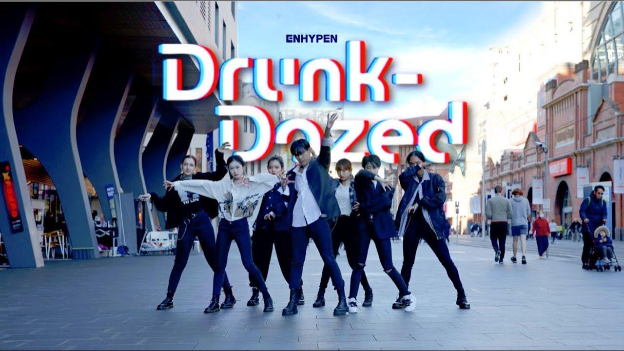 [KPOP IN PUBLIC] ENHYPEN (엔하이픈) 'Drunk-Dazed' Dance Cover   Australia   ORBIT
