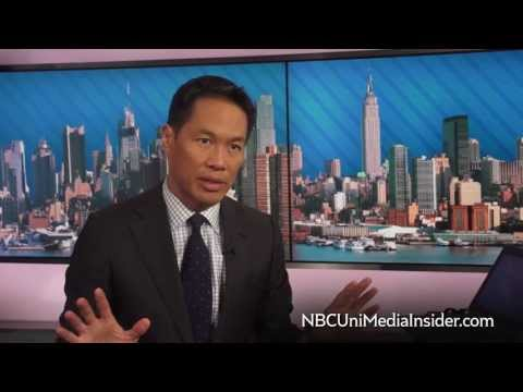 MSNBC anchor Richard Lui discusses Diversity in the News Industry