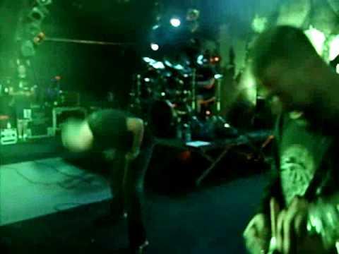 Chimaira - Secrets of the dead live in Hamburg 16.09.09