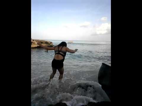 smith cove beach...cayman islands