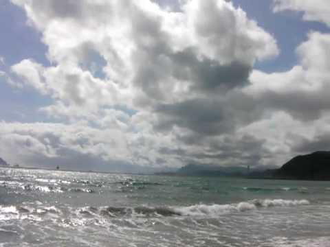 Taiwan beach near Keelung