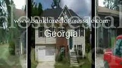 Georgia Bank Foreclosures - GA