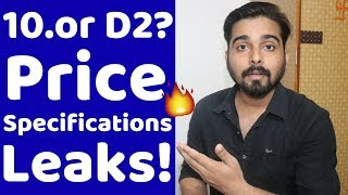Tenor D2 l Price, Features and Specifications Leaked in 2018 ( HINDI )