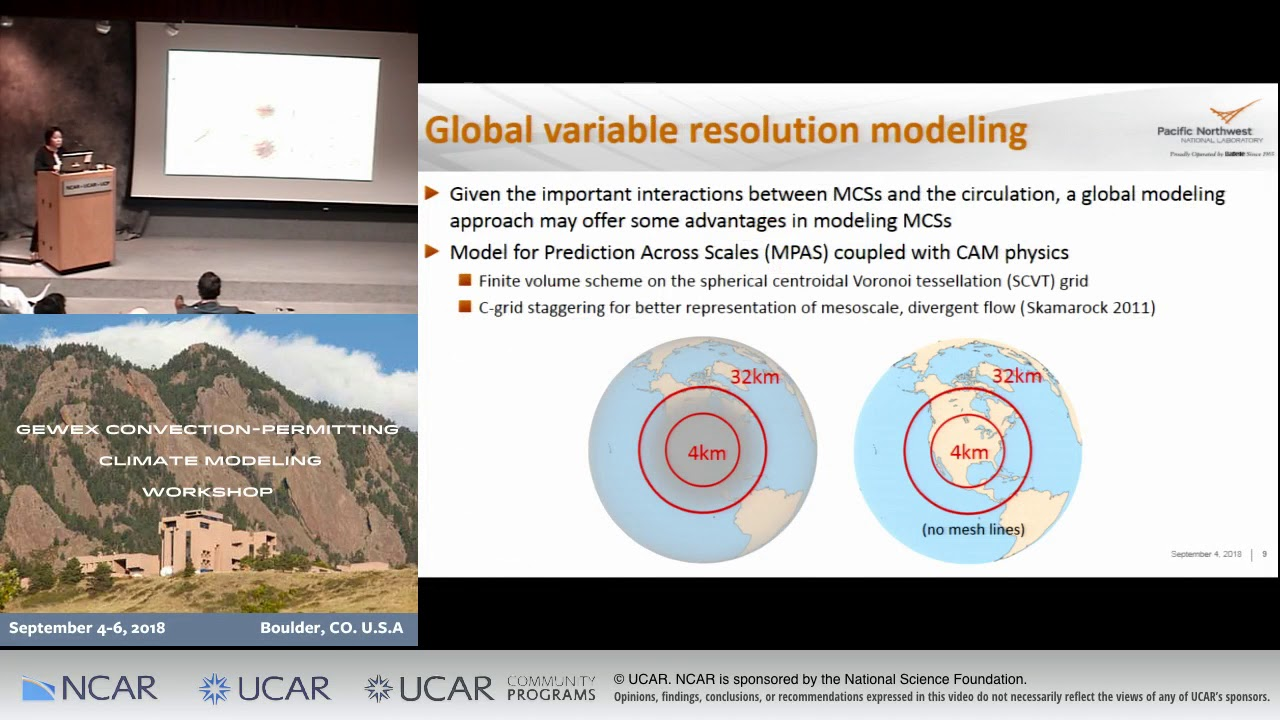 2018 GEWEX Workshop | Sep 4 - 03 - Modeling Mesoscale Convective - Leung