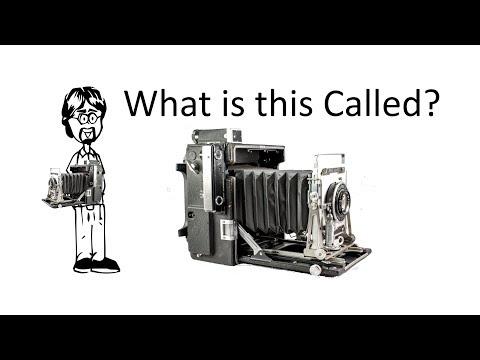 Field Camera vs View Camera