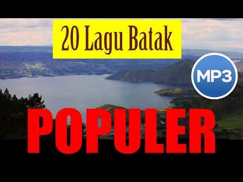 20 Lagu MP3 Batak Populer