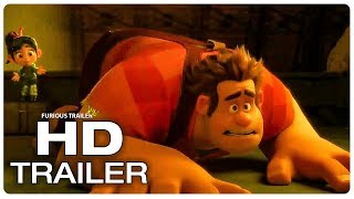 WRECK IT RALPH 2 Ralph is Scared Scene Trailer (NEW 2018) Disney Animated Movie HD