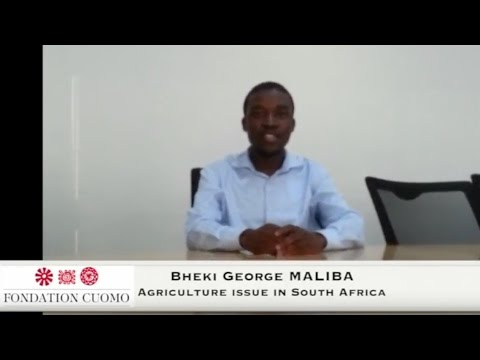 Scientific Research Scholarship/Bheki George MALIBA ( South Africa)